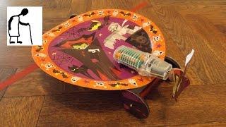 Party Plate Fan Car