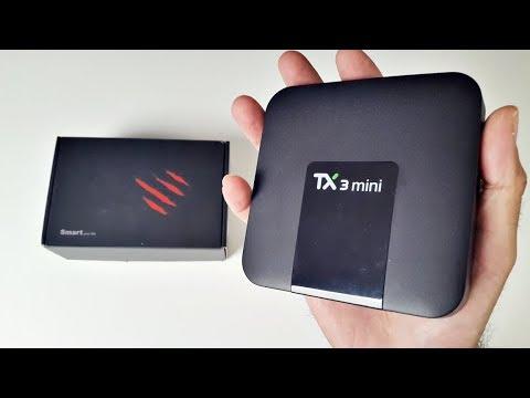 2017 4K Android 7.1 TV BOX - TANIX TX3 MINI - Under $50
