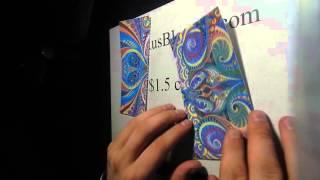 1.5 usd Paper psychedelic blotter art, acid  free