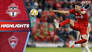 Toronto FC vs. Colorado Rapids | Can Toronto Keep the Unbeaten Streak Alive? | HIGHLIGHTS