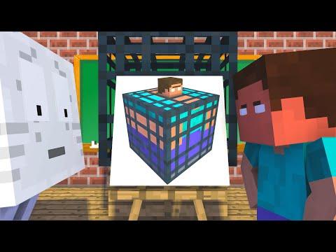 Monster School : Drawing  Minecraft Animation