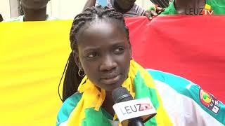 Sénégal / Algérie : les sénégalais confirment la victoire