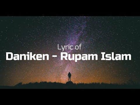 Daniken - Rupam Islam Lyric video