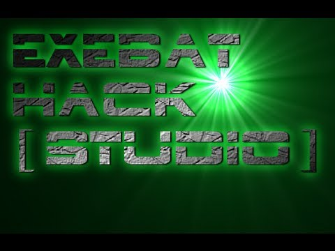 "Hacker Dersi ""1"" (BİLİNÇLİ OLMA) -ExeBat Hack Studio-"