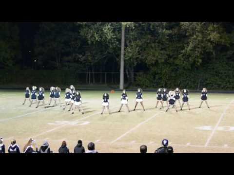 Poolesville High School POMS Halloween Performance
