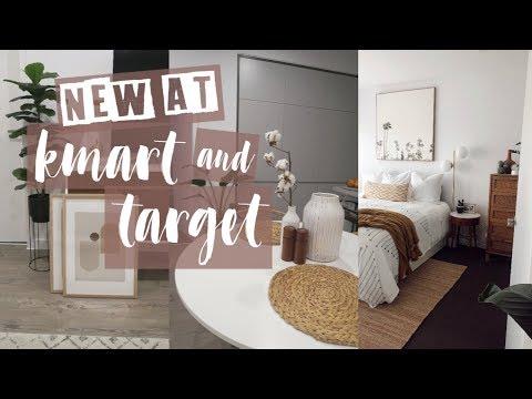 NEW KMART AUS & TARGET HOMEWARES + GROCERY HAUL | Apartment Update Vlog | Rachael Jade