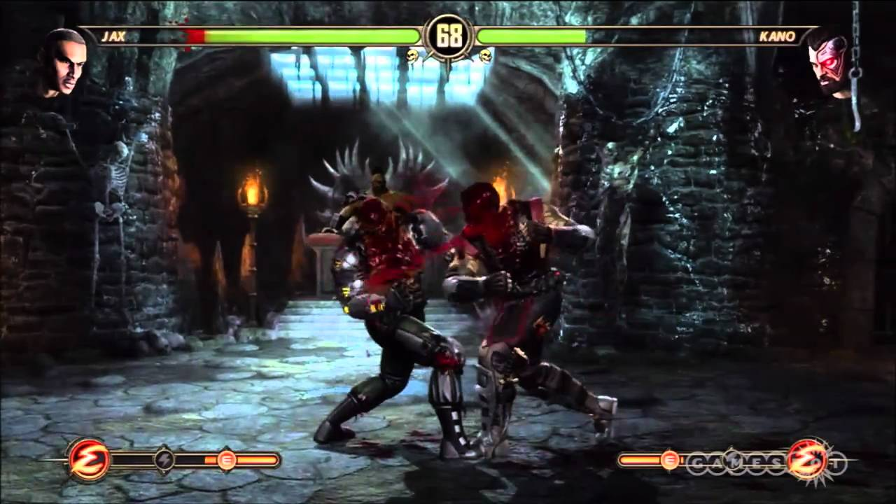 Mortal Kombat Gameplay Demo With Ed Boon Ps3 Xbox 360 Youtube