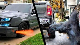 BIGGEST and POWERFUL TRUCKS (Cummins Diesel) | ROLLING COAL