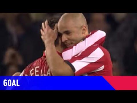 Goal • Alex • PSV - Excelsior (18-11-2006)