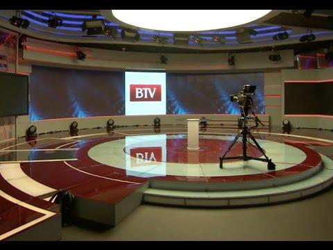 Prysm Video Wall Solutions - Beijing TV Multimedia Broadcast Studio