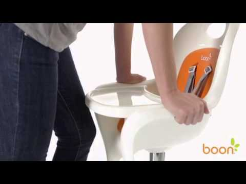 Boon Flair Pedestal Highchair From Tomy Youtube
