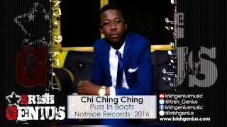 Download Chi Ching Ching - Puss In Boots [Ova Dweet Riddim] May 2016 MP3 song and Music Video