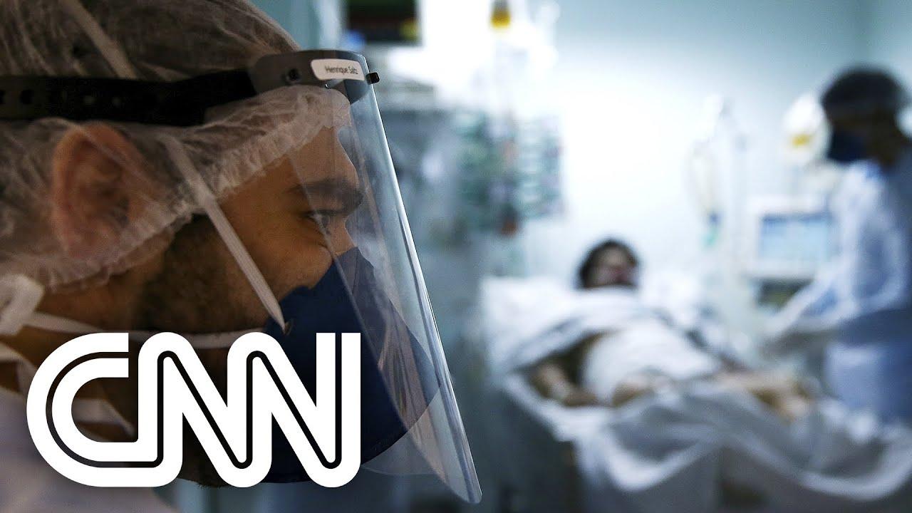Fiocruz aponta que nmero de casos e mortes por Covid19 tem maior queda no ano  CNN PRIME TIME