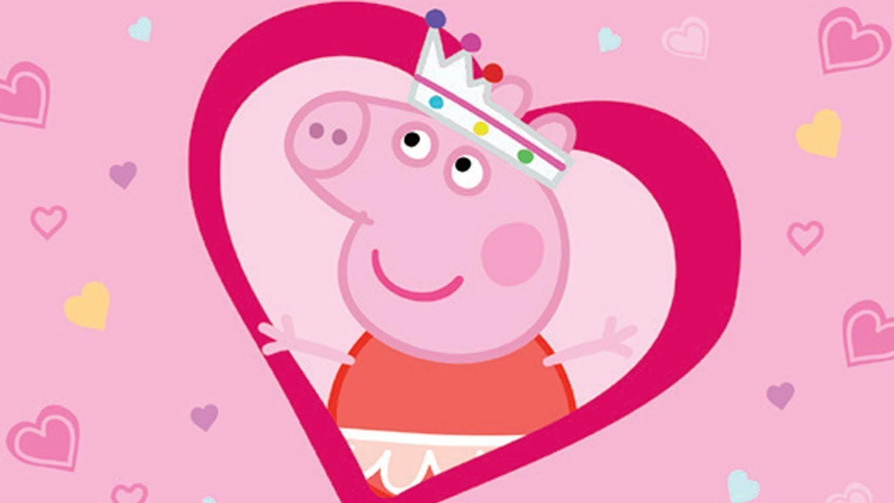 Peppa Pig Official Channel | Peppa Pig Celebrates Valentine's Day ????