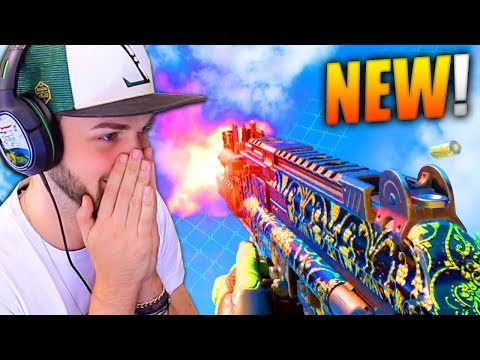 OMG - I GOT BRAND NEW GUN! - (NEW BO3 DLC)