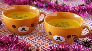 Kabocha Squash Potage (Japanese Pumpkin Soup) かぼちゃのポタージュ - OCHIKERON - CREATE EAT HAPPY
