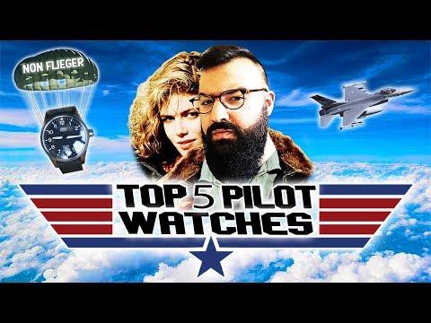 Top 5 Non-Flieger Pilot Watches!