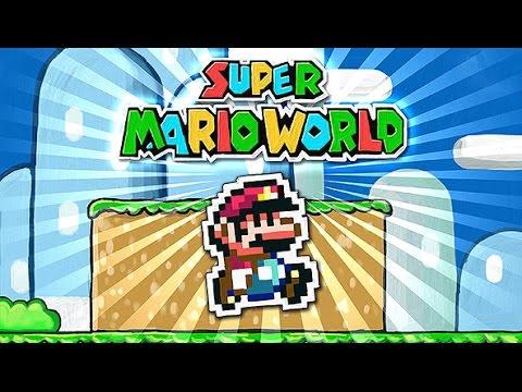 Biscuit Plays LIVE! Super Mario World Randomizer!
