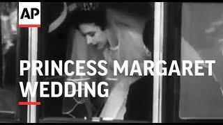 Royal Wedding - Princess Margaret - 1960