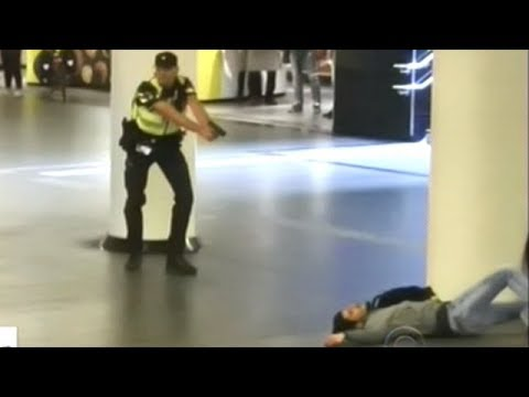 2 American Tourists Stabbed In Amsterdam By Afghan Man!
