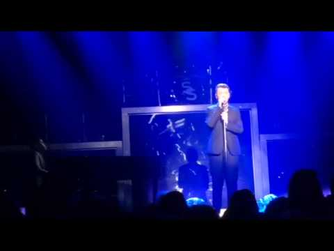 Sam Smith - In The Lonely Hour Tour 2015 - Wolverhampton Civic Hall - 22nd March 2015