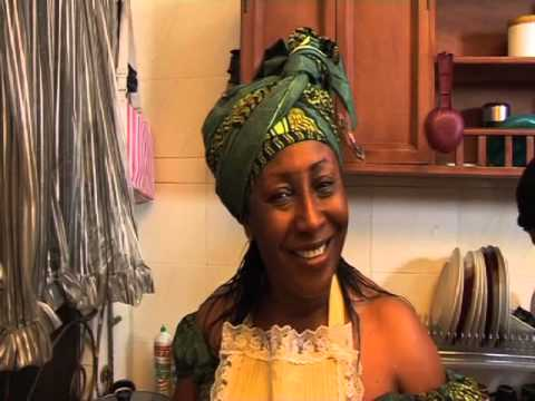 EATING HEALTHY with Mama G. Episode 1 (The African Way)