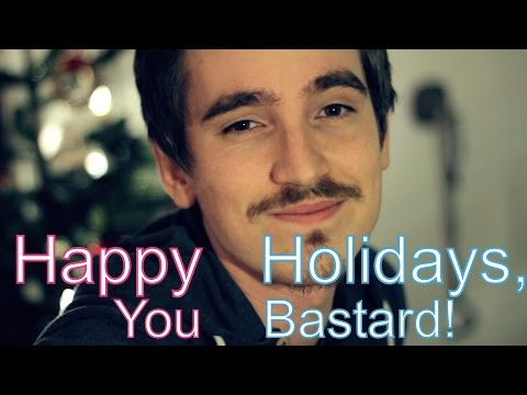 Happy Holidays, You Bastard! (Blink-182 Acoustic Cover by Marc Eichner)