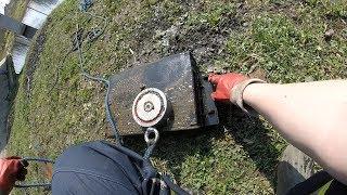 Нашел ЧЕРНЫЙ ЯЩИК в речке на Поисковый магнит! А там?