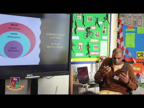 The Art of Conscious Living - AST Staff Ethos Session
