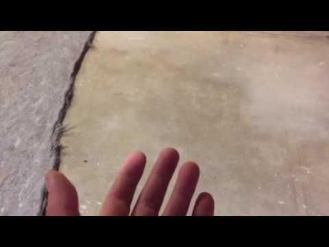 Damp Basement Concrete Floor