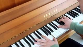 Jay Hardway - Stardust ( Piano Arrangement by Danny )