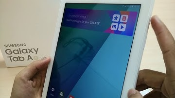 BacBa - Hard Reset Samsung Tab A6 10.1 With Spen