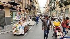 Live In Palermo, Sicily  - Via Maqueda
