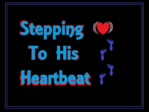 """Stepping to His Heartbeat"" Christian Dance/EDM/R&B lyric music video- Lauren Lindsay"