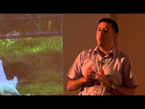 Advice to my newborn son: There is not a single way to success | Hüseyin Işıksal | TEDxGAUniversity