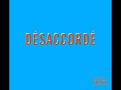 Vald ~ Désaccordé ( parole/lyrics )