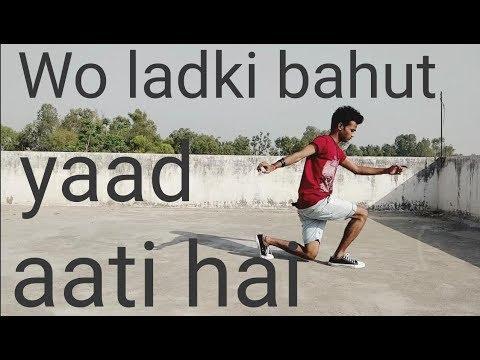 Wo ladki bahut yaad aati hai | Unplugged | lyrical dance video | Govi |