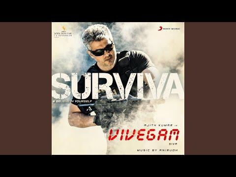 "Surviva (From ""Vivegam"")"