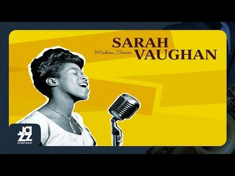 Sarah Vaughan - I Cried for You