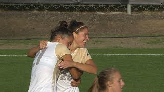 Recap: Colorado women's soccer shuts out Oregon State, picks up largest win since joining Pac-12