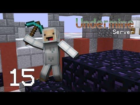 Undermine Server - díl 15.: Projekt a sochy [CZ]