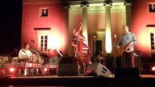 Albinea Jazz 2018 - Cross Currents Trio sul palco di Villa Arnò Video