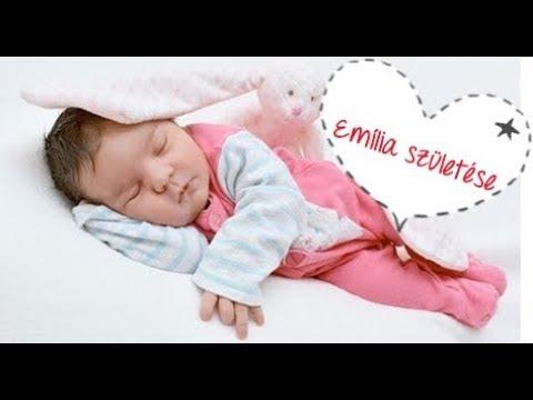 Emília születése  *  ÖRÖKKÉKÉKAZÉG  *