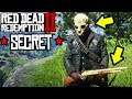 SECRET CAT MASK IN RED DEAD REDEMPTION 2! How to Find New Mask in RDR2