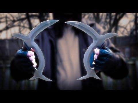 KLINGON POCKET KNIVES ARE BRUTAL! Zombie Go Boom