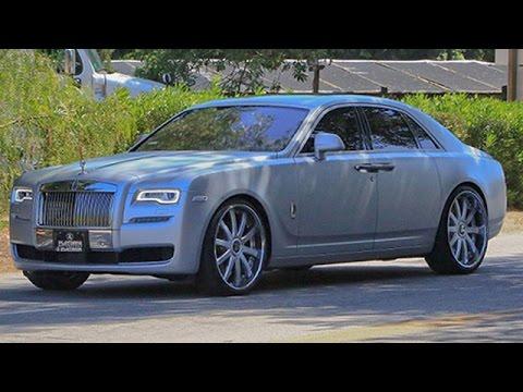 Kim Kardashian Gifts Herself A Rolls Royce Phantom Youtube