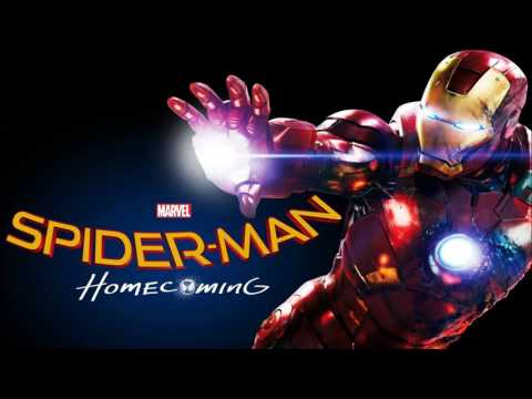 Spider-Man Homecoming Soundtrack - Iron Man Theme