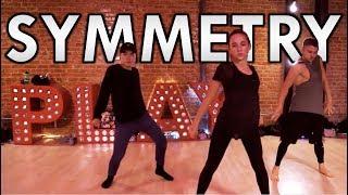 Video Symmetry ft Maddie & Charlize by Wolfie | Brian Friedman Choreo | Playground LA download MP3, 3GP, MP4, WEBM, AVI, FLV Mei 2018