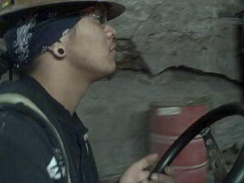 Cruising Tomcar In Potash Mine