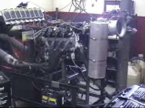 TPIS LS1 Dry Sump Engine - SCCA/GTA Engine